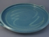 Blue Serving Plate