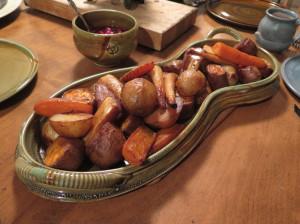 Platter of Vegetables2